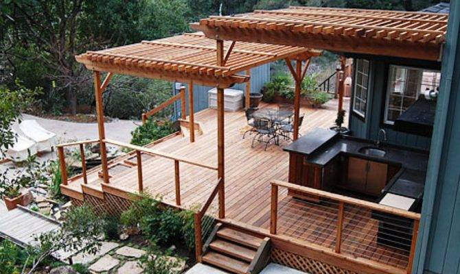 Act Decks Pergolas Privacy Screens Easy Woodworking