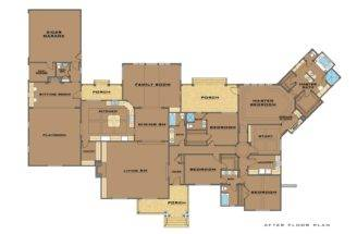 Addition Master Bath Layout Floor Plan Abwatches