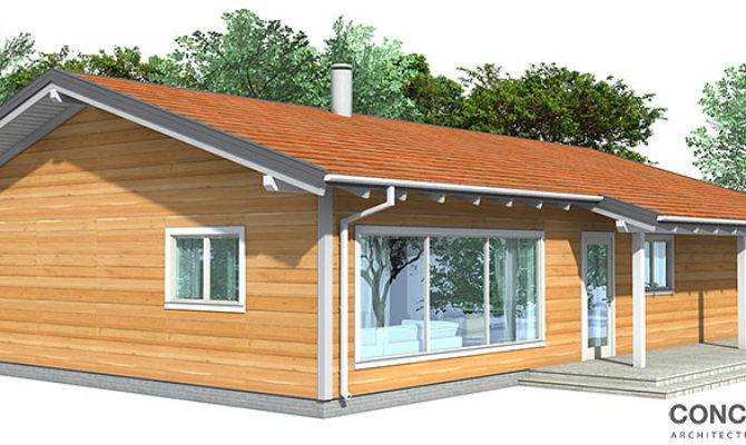 Affordable Home Logical Floor Layout House Plan
