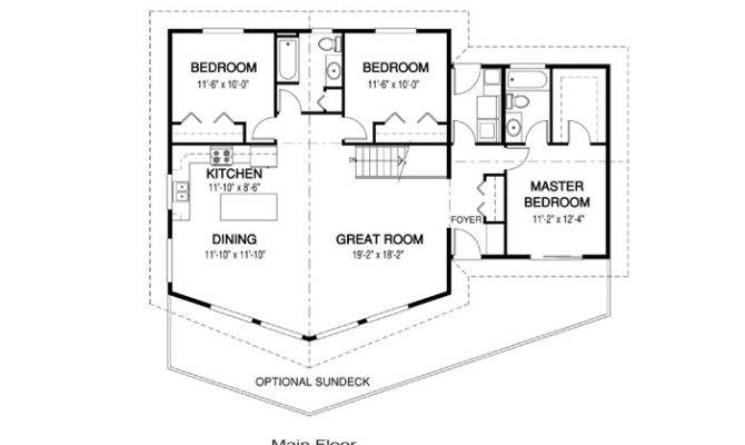 Affordable Small House Plans Home Floor