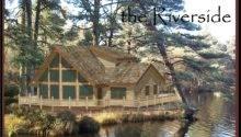 Alaska Log Cabin Floor Plans