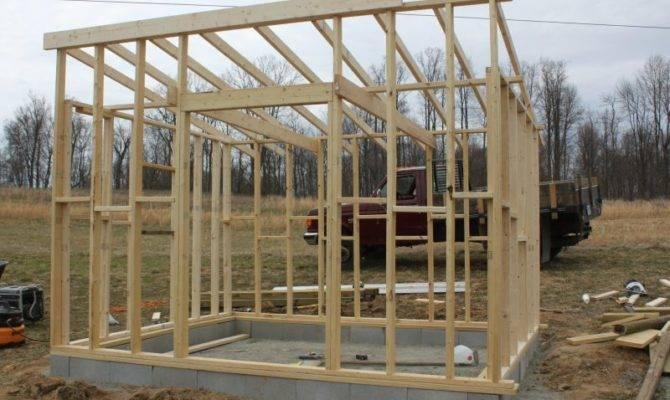 Amazing Cinder Block Garage Plans Danutabois
