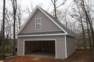 Amazing Grey Garage Plans Bonus Room Spacious Design