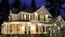Amerykanskie Domy Usa Pomysly Architekt Architekturze