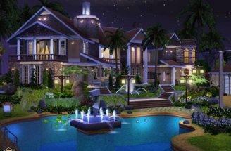 Amon Villa Sims Fanart