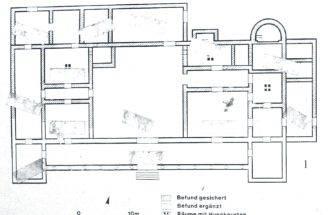 Ancient Roman House Plans