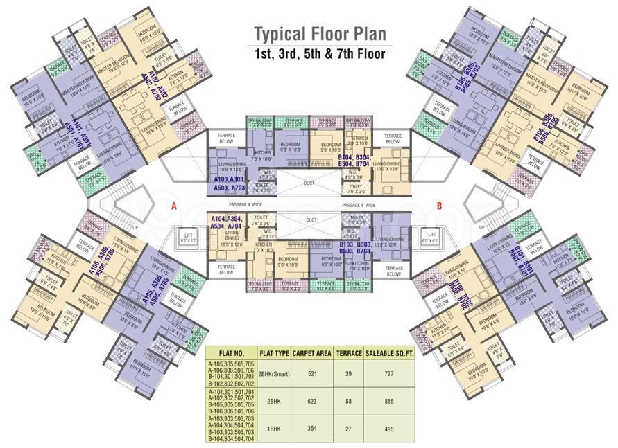 Apartment Complex Blueprints Theapartment