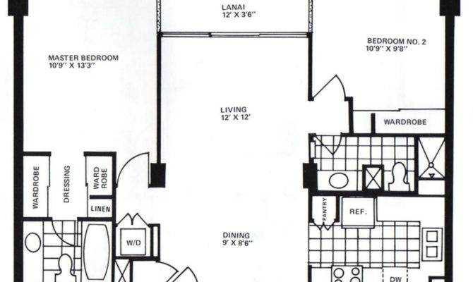 Apartment Drawing Apartments Except