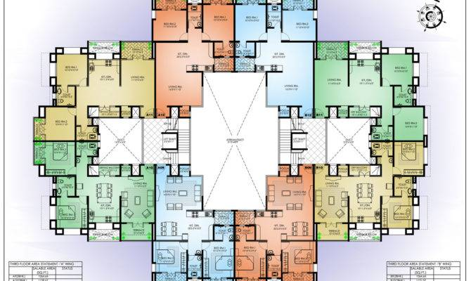 Apartment Floor Plans Find House