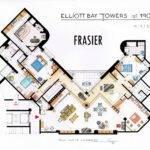 Apartment Floorplan Nikneuk Watch Traditional Art Drawings