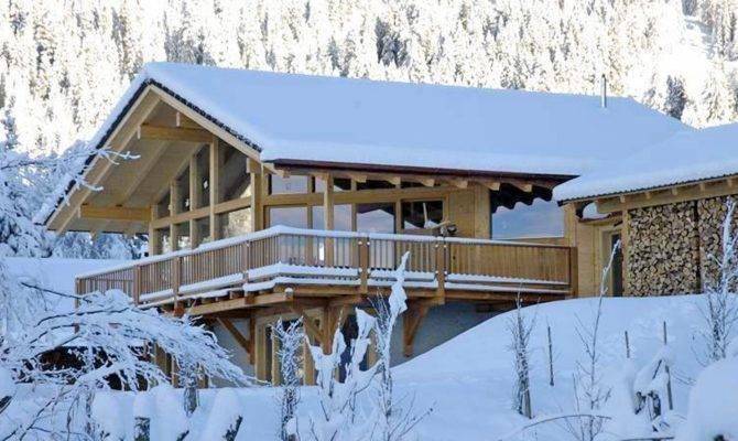 Architects Hendricks Architecture Idaho Mountain Ski Cabin
