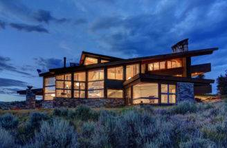 Architecture Asymmetry Service Comfortable Living Park City