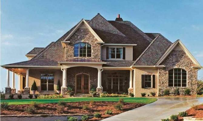 Architecture Large Country Farmhouse Plans Ideas