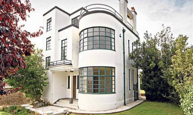 Art Deco Home Design Movement Homes