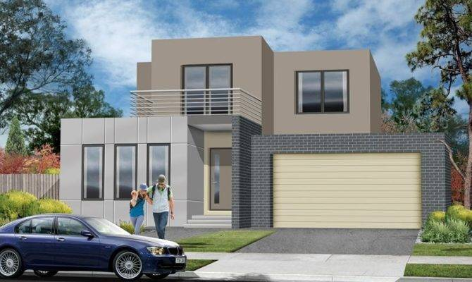 Inspiring Small Double Storey House Plans Photo - Home Plans