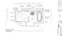 Bathroom Floor Plans Design Industry Standard