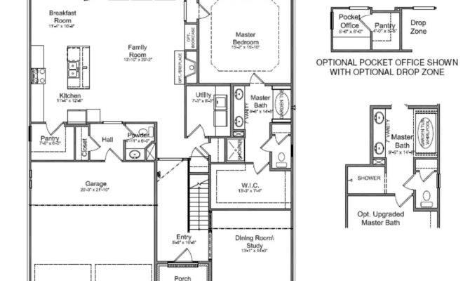 Bathroom Walk Closet Floor Plans First Master Suite