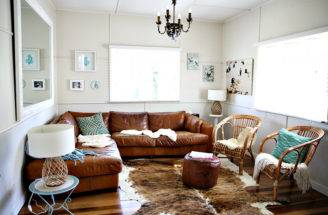 Beach Cottage Does Country Living Farmhouse Style Coastal Vintage