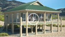 Beach House Designs Stilts Mranggen Home Furniture Decorating