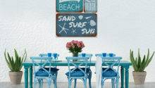 Beach House Interiors Indoor Outdoor Print