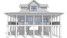 Beach House Plans Coastal Home