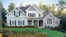 Beautiful American House Design Style Home Designs