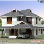 Beautiful Bedroom House Plan Kerala Home Design Floor Plans