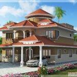 Beautiful Dream Home Design Feet Kerala