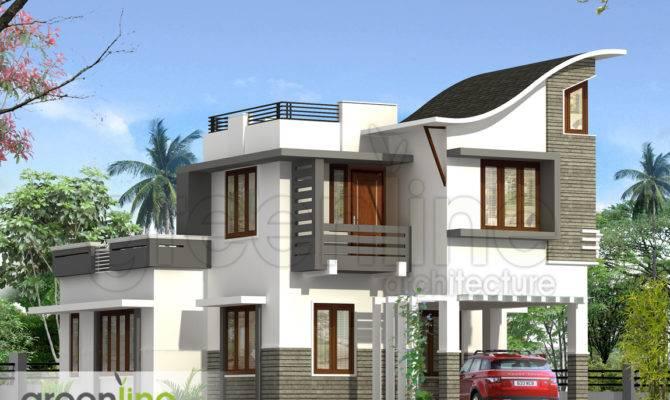 Beautiful Elegant Kerala House Design