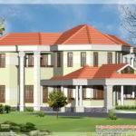 Beautiful Indian House Elevations Kerala Home Design Floor Plans