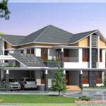 Beautiful Kerala Style House Elevations Indian Plans