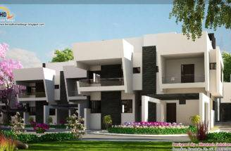 Beautiful Modern Contemporary Home Elevations Kerala Design