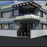 Beautiful Modern Contemporary Home Elevations Kerala