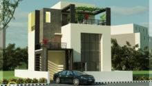 Beautiful Modern Contemporary House Renderings Kerala Home Design
