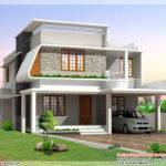 Beautiful Modern Home Elevations Kerala Design Floor Plans