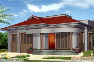 Beautiful Single Story Home Design