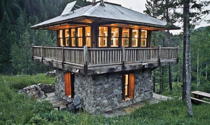 Beautiful Tiny Small Cabins Design Create