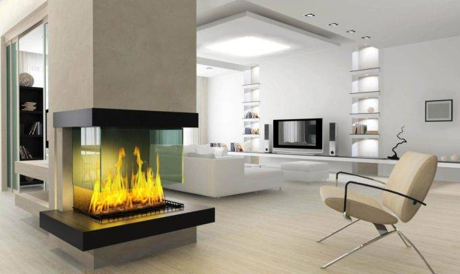 Beautify Your House Creative Fireplace Designs Decorative