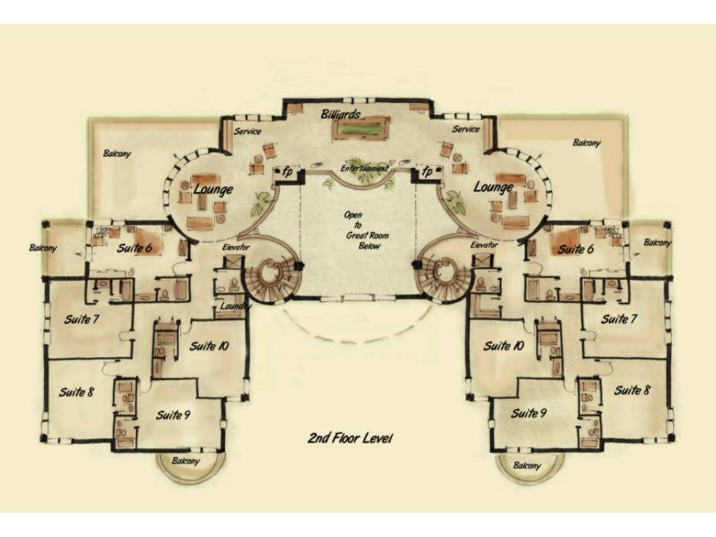 bed breakfast inn chateau home plans amp blueprints 43174 bed and breakfasts amp inns for sale