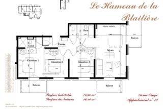 Bedroom Apartment Floor Plans Car Tuning