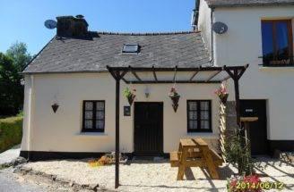 Bedroom Cottage Collorec Carhaix Plouguer Area