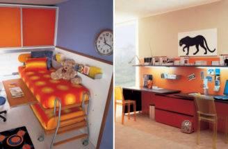 Bedroom Design Two Kids Ideas Children Cool