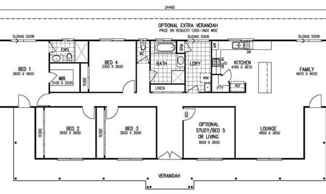 Bedroom Floor Plans House Design