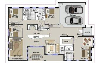 Bedroom House Designs Blog