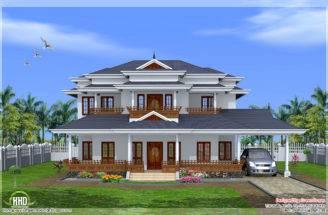 Bedroom Kerala Style Home Design Floor Plans
