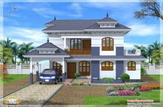 Bedroom Kerala Style House Design Green Homes Thiruvalla