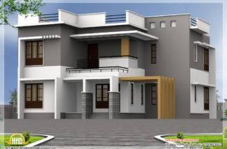 Bedroom Modern House Kerala Home Design Floor Plans