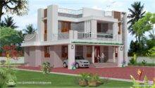 Bedroom Story House Exterior Design Home Kerala Plans
