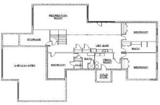 Bedrooms Batrooms Parking Space Levels Floor Plan