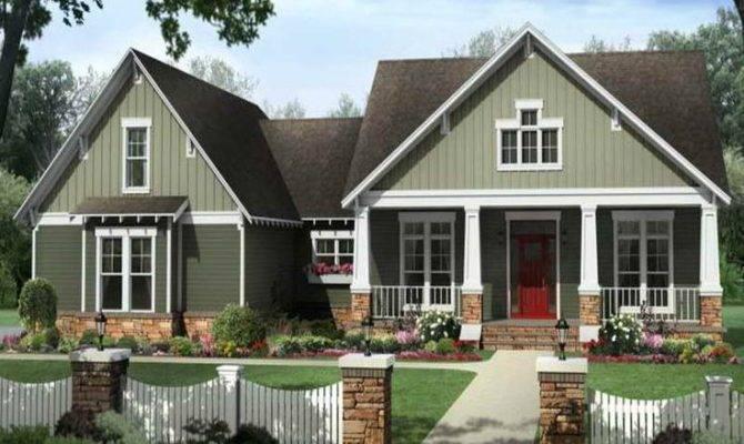 Best Craftsman House Plans Mountain